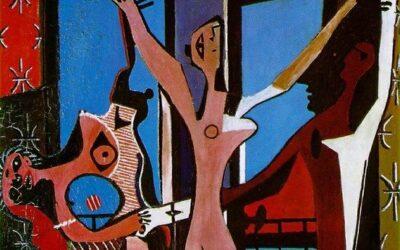 Pablo Picasso e l'Italia: originalità classica o avanguardia moderna?