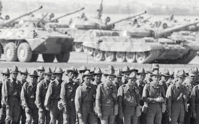 L'orso nella trappola: storia del coinvolgimento sovietico in Afghanistan (1979-1989)