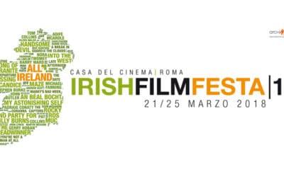 IRISH FILM FESTA 11 – Il Gran Finale dell'Undicesima Edizione