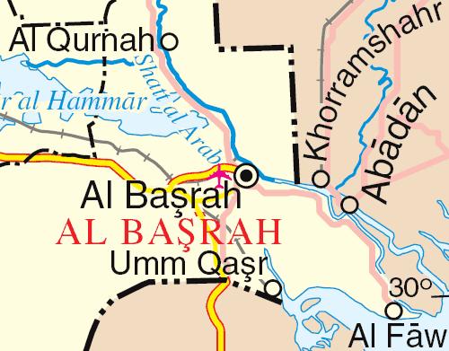 """<img src=""""Shatt_al_Arab.png"""" alt=""""Mappa dello Shatt al-Arab""""/>"""