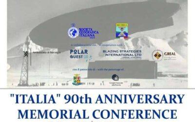 I novant'anni della missione del Dirigibile Italia – Tra il ricordo storico e le esplorazioni future