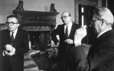 Atto IV: la parentesi del pentapartito (1981-87)