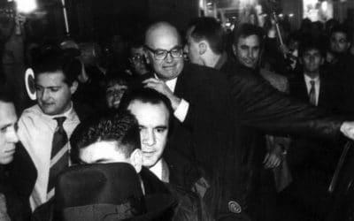 """Atto V: la fine della """"Prima Repubblica"""" (1987-1994)"""