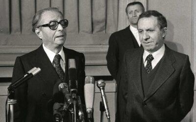 Ugo La Malfa: un uomo tra il Governo e il centro-sinistra (1962-1963)