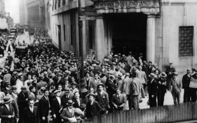 Sulla ciclicità del capitalismo. 1929: cronaca di un disastro annunciato