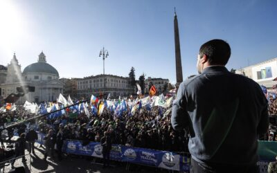 Sovranisti d'Italia alla prova del virus