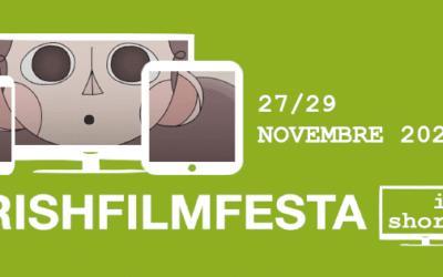 """Trionfo per Ciúnas/Silence e vittoria per The Wiremen nei premi di miglior cortometraggio dell'ultima giornata dell'IRISH FILM FESTA """"in short"""""""